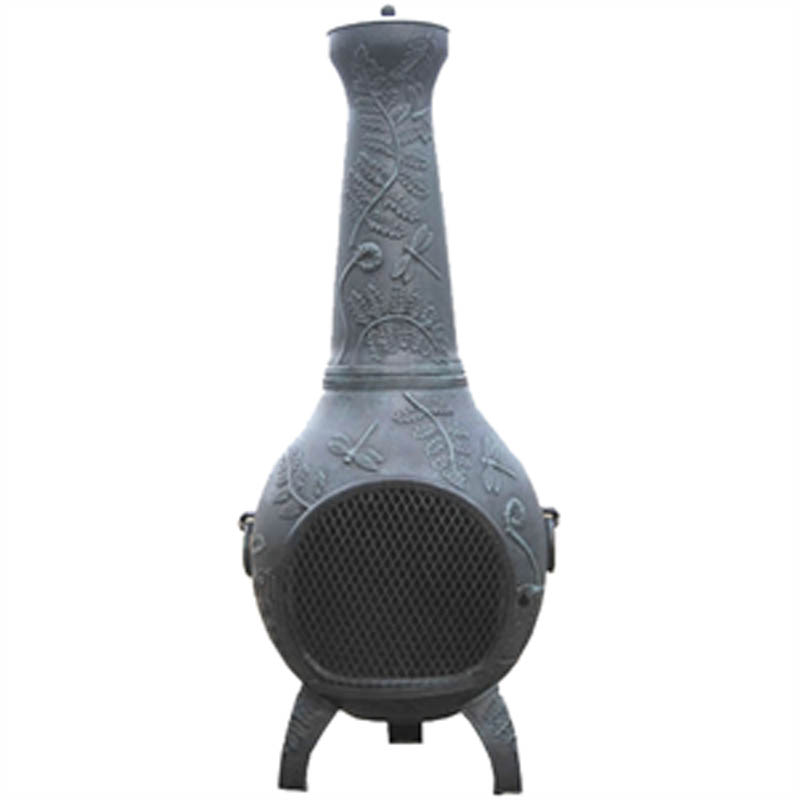 Dragonfly Chiminea Outdoor Fireplace Chimineas