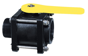 "2"" Full Port M x F Bolted Ball Valve"