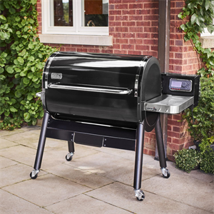 Weber SmokeFire EX6 WiFi Wood Fired Pellet Grill