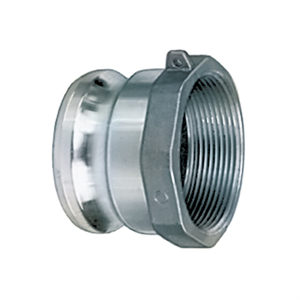 "1 1/2"" A - Aluminum - Male Adapter - F..."