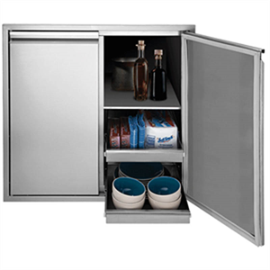 "Twin Eagles 36"" Tall Dry Storage"