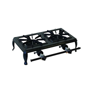Economy Two Burner Cast Iron Propane S...