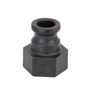 "1 1/4"" A - Male Adapter - Female Threa..."