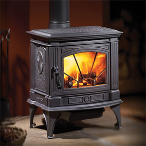 Hampton H200 Charcoal Grey Wood Stove