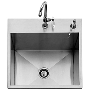 Twin Eagles 24 Inch Outdoor Sink