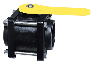 "2"" Full Port F x F Bolted Ball Valve"