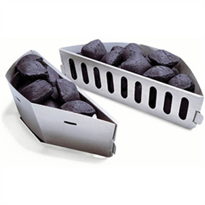 Weber Char-Basket Charcoal Fuel Holder...
