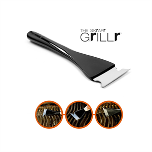 The Skrapr Grillr Ultimate Grill Clean...
