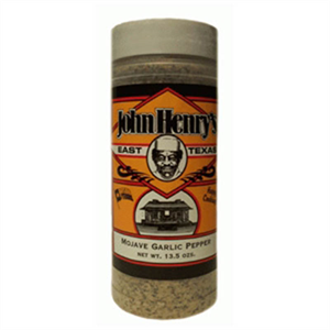John Henry's Mojave Garlic Pepper Seas...