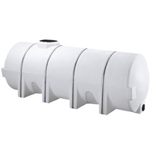 1625 gallon horizontal leg tank