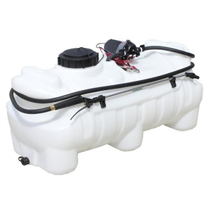 25 Gallon Spot Sprayer w/ 2.2 GPM Ever...