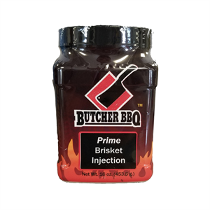Butcher BBQ Prime Brisket Injection