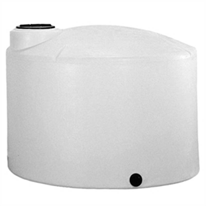 1550 Gallon Vertical Storage Tank