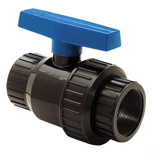 "1-1/4"" Single Union Ball Valve"