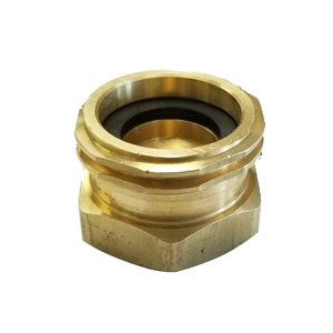Brass Male Acme X FNPT Adapter 5764D
