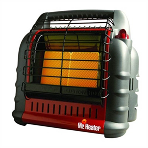 Big Buddy MH18B Indoor Propane Heater