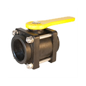 "1 1/2"" Full Port Bolted Ball Valve"