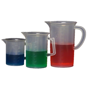 5000ml Beaker With Handle Measuring Pi...