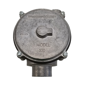 "Model 100M-2 Mixer Only 1-1/2"" Air Hor..."