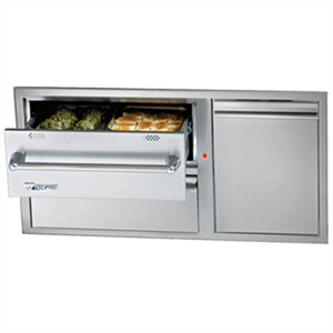 Twin Eagles 42 Inch Warming Drawer Com...
