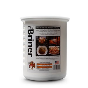 The Briner - The Ultimate Turkey Brine...