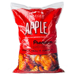 Apple BBQ Hardwood Pellets