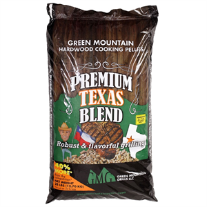 Green Mountain Premium Texas Blend Pel...