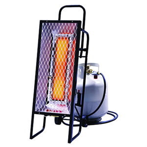 Portable Radiant MH35LP Propane Heater