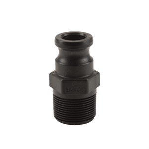 "1 1/4"" F -  Male Adapter - Male Thread"
