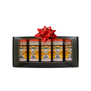 John Henry's Small Seasoning Gift Set