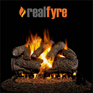"Peterson Real Fyre 24"" Charred Forest ..."