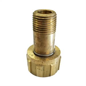 "Short Hose Couplings 1 1/4"" F Acme X 3..."