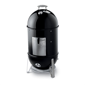 "Weber 18"" Smokey Mountain Smoker"