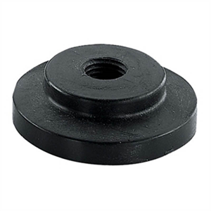 1'' Flange Plug with 1/4'' FPT
