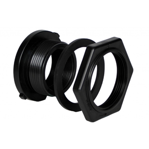 "1-1/2"" Standard duty double threaded p..."