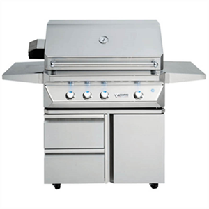 Twin Eagles 36 Inch Grill Base with St...