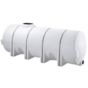 1025 gallon horizontal leg tank