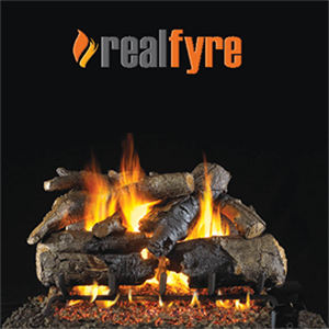 "Peterson Real Fyre 24"" Charred America..."