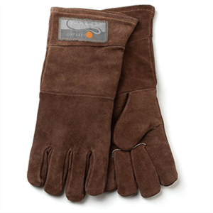 BBQ Leather Grill Gloves