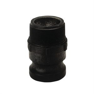 "1 1/2"" F - Male Adapter - Male Thread"