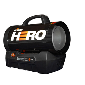 Forced Air MH35CLP Propane Heater