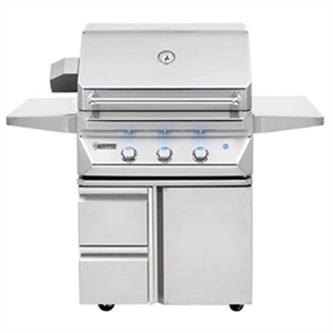 Twin Eagles 30 Inch Grill Base with St...