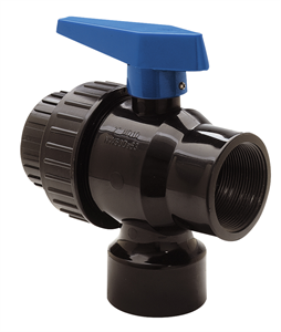 "2"" Multi-Port Ball Valve"