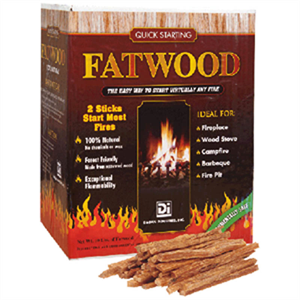 Fatwood Fire Starters - 10lbs