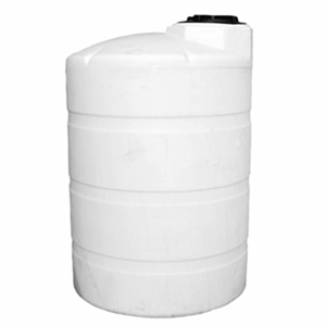 1000 Gallon Vertical Storage Tank